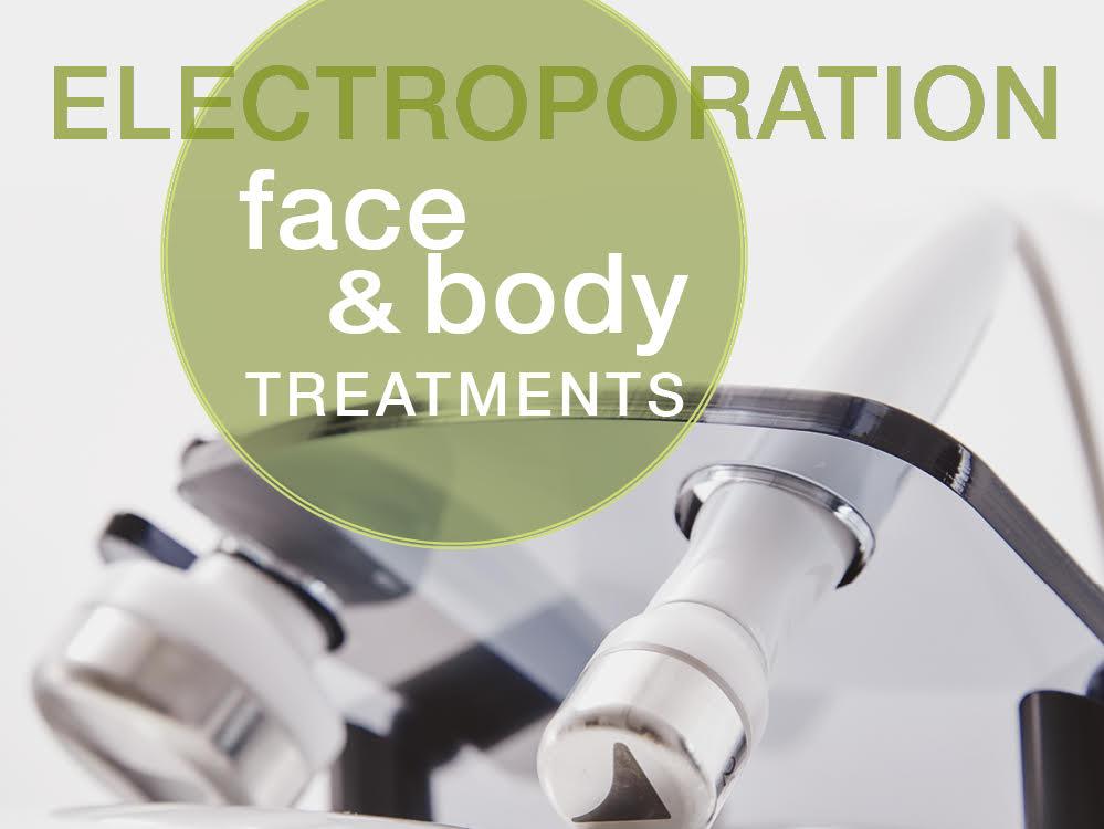 elettroporazione per viso e corpo mantis